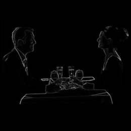 """Brașovenii sunt invitați duminică la o """"cină pe întuneric"""""""