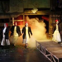 """Festivalul de teatru politic """"Scenele Memoriei"""" începe de săptămâna viitoare. Care este programul ediției din acest an"""