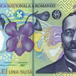 Bancnotele de 100 de lei, cele mai falsificate din România