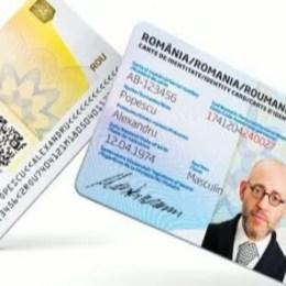 Se schimbă cărțile de identitate: Acestea vor avea CIP, fotografie și amprente