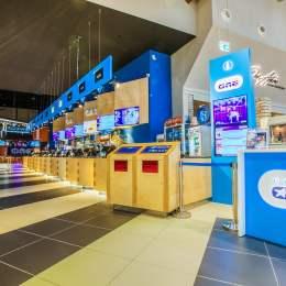 Cinema One a investit, la Brașov, un milion de euro în primul LASERPLEX din România