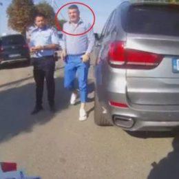 Statul paralel cu bunul simț: Un fost deputat PSD, surprins băut la volan, reacție de golan la adresa polițiștilor de la rutieră. Cazul a fost făcut public de Marian Godină