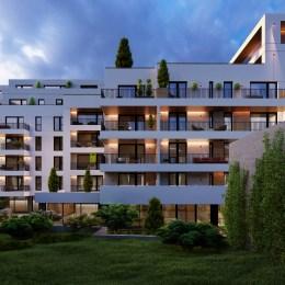 FOTO Cosmopolit Mihai Viteazul 1-3 – Excelență în real estate