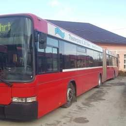 20.000 de euro pentru patru autobuze second-hand, care vor asigura transportul spre Săcele
