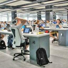 Firmele au închiriat peste 11.000 de metri pătrați de birou în Brașov în 2020