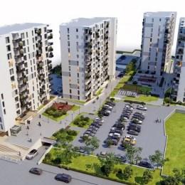 Clujenii care se ocupă de balizajul Aeroportului Brașov investesc 5,6 milioane de euro într-un proiect rezidențial în Capitală