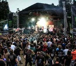 Cea mai apreciată trupă death metal daneză a momentului vine la Rockstadt Extreme Fest 2020