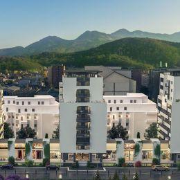 O companie controlată de oameni de afaceri ruși construiește un ansamblu rezidențial în cartierul Noua