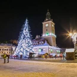 Peste 121.000 de turiști au vizitat Brașovul în luna ianuarie