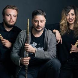 """Rock-ul întâlnește muzica clasică: Flautistul Matei Iaochimescu revine astăzi pe scena brașoveană în cadrul turneului național """"Legends"""""""