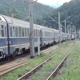 Trenul Bucureşti-Braşov, defectat la Timișu de Jos. Traficul feroviar, blocat