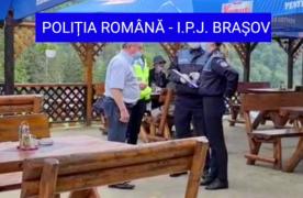 După explozia cazurilor de COVID-19 de la Brașov, polițiștii și jandarmii încep controale dure în spațiile publice. În următoarele două săptămâni va crește numărul controalelor