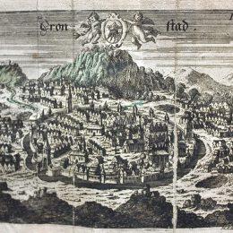 Brașovul medieval era cel mai mare și bogat oraș din Transilvania. Avea doar 15.000 de locuitori, cam cât cartierul Florilor de azi