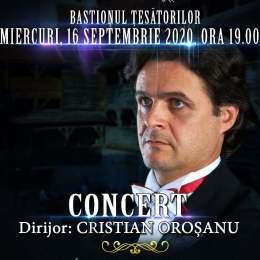 Artiștii Filarmonicii Brașov vor bucura publicul meloman cu 4 lucrări romantice, în acestă săptămână, la Bastionul Țesătorilor