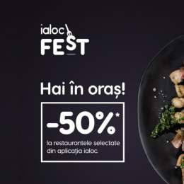 Reduceri de 50% pentru rezervarea mesei în oraș. Cel mai mare festival dedicat restaurantelor a început în Brașov și București