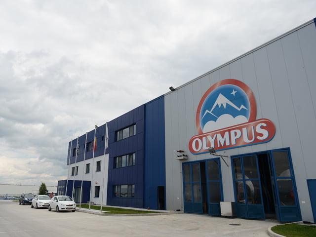 Grecii de la Olympus, cu o fabrică la Hălchiu, au vândut lactate de peste 500 de milioane de lei anul trecut. 40% din producție merge la export