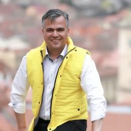 Președintele CJ Brașov, Adrian Veștea, depistat cu COVID-19