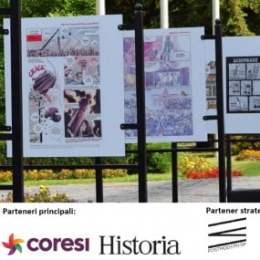 Artiștii BD, ilustratorii și graficienii din toată țara, invitați să depună lucrări pentru Festivalul de Benzi Desenate Istorice Brașov 2020. Premii în valoare de 1.000 de lei pentru câștigători