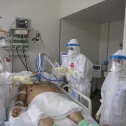 29 de brașoveni, internați la Terapie Intensivă. Alți 6.769 de pacienți au fost declarați vindecați