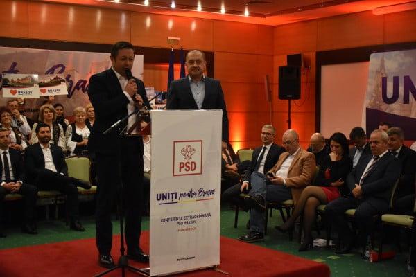 Dunca și Rasaliu deschid listele de candidați la parlamentare din partea PSD Brașov. Pe liste a apărut și fosta șefă a PC Vâlcea și au dispărut Roxana Mînzatu și Florin Orțan