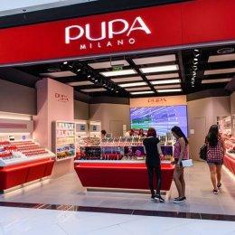 Brandul italian de produse cosmetice PUPA deschide un magazin în AFi Brașov