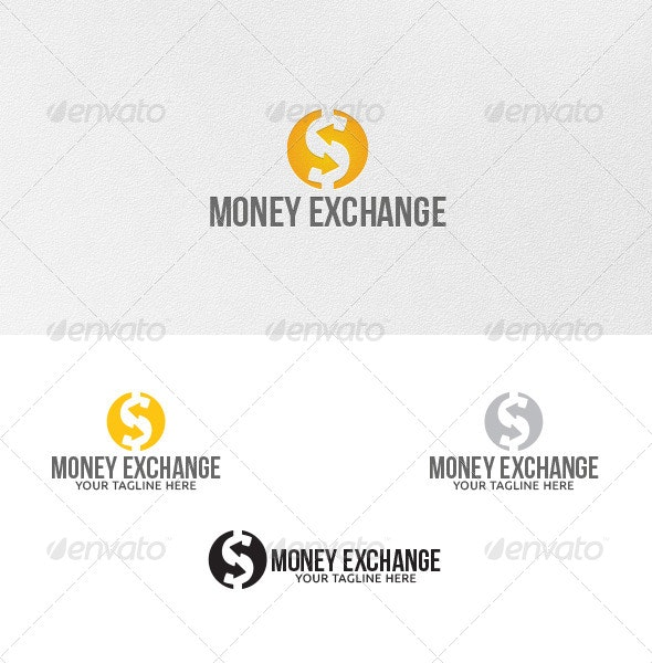 Coins Logo Template for Your currency trade Business Card