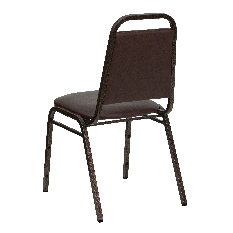 hercules folding chair log rocking plans brown vinyl banquet fd-bhf-2-bn-gg | bizchair.com