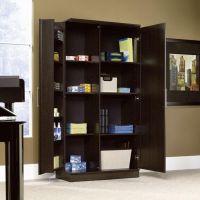 Storage Cabinet Dakota Oak 411572 | Bizchair.com