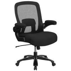 Office Chair Fabric Wedding Chairs Hire Melbourne Black 500lb High Back Bt 20180 Gg Bizchair Com