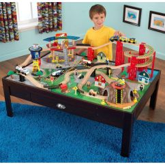 Toys R Us Table And Chairs For Toddlers Modern Plastic Airport Express Train Set 17976 Bizchair