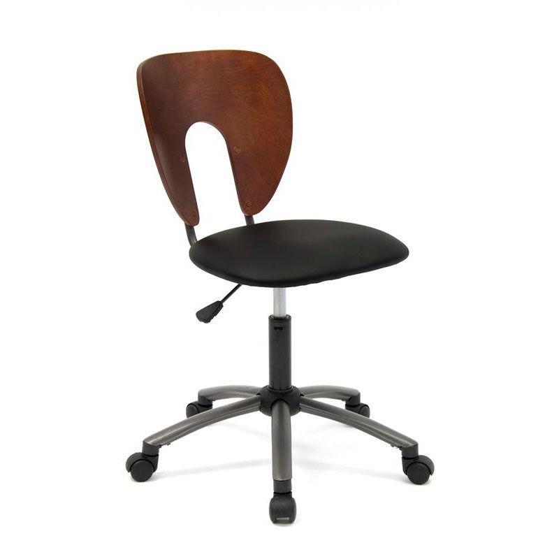 office chair steel base with wheels stools white studio designs 13249 sdi bizchair