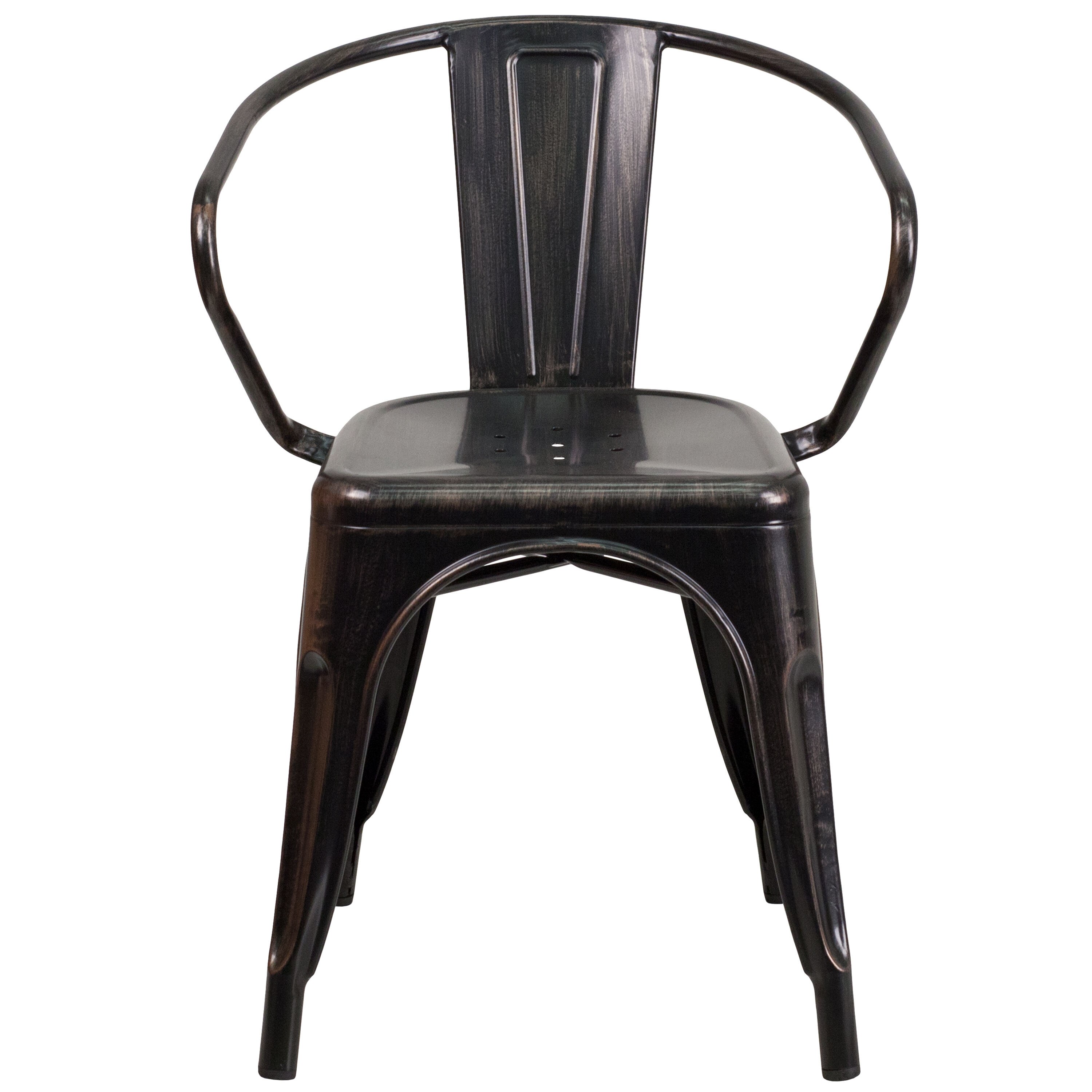 black metal outdoor chairs chair covers for white folding with arms ch 31270 bq gg bizchair