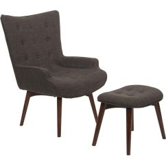 Ave Six Chair Club With Ottoman Office Star Products Sb524 M48 Os Bizchair