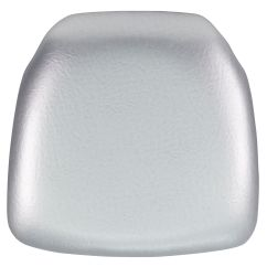 Wholesale Chair Cushions Tripod Camping Silver Vinyl Cushion Bh Sil Hard Vyl Gg Bizchair