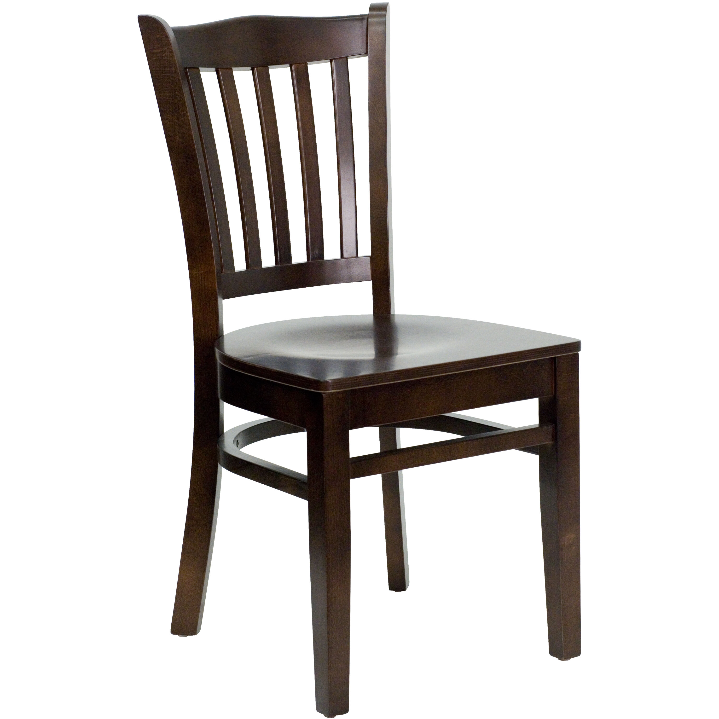restaurant supply chairs log table and walnut wood dining chair bfdh 8242ww tdr bizchair