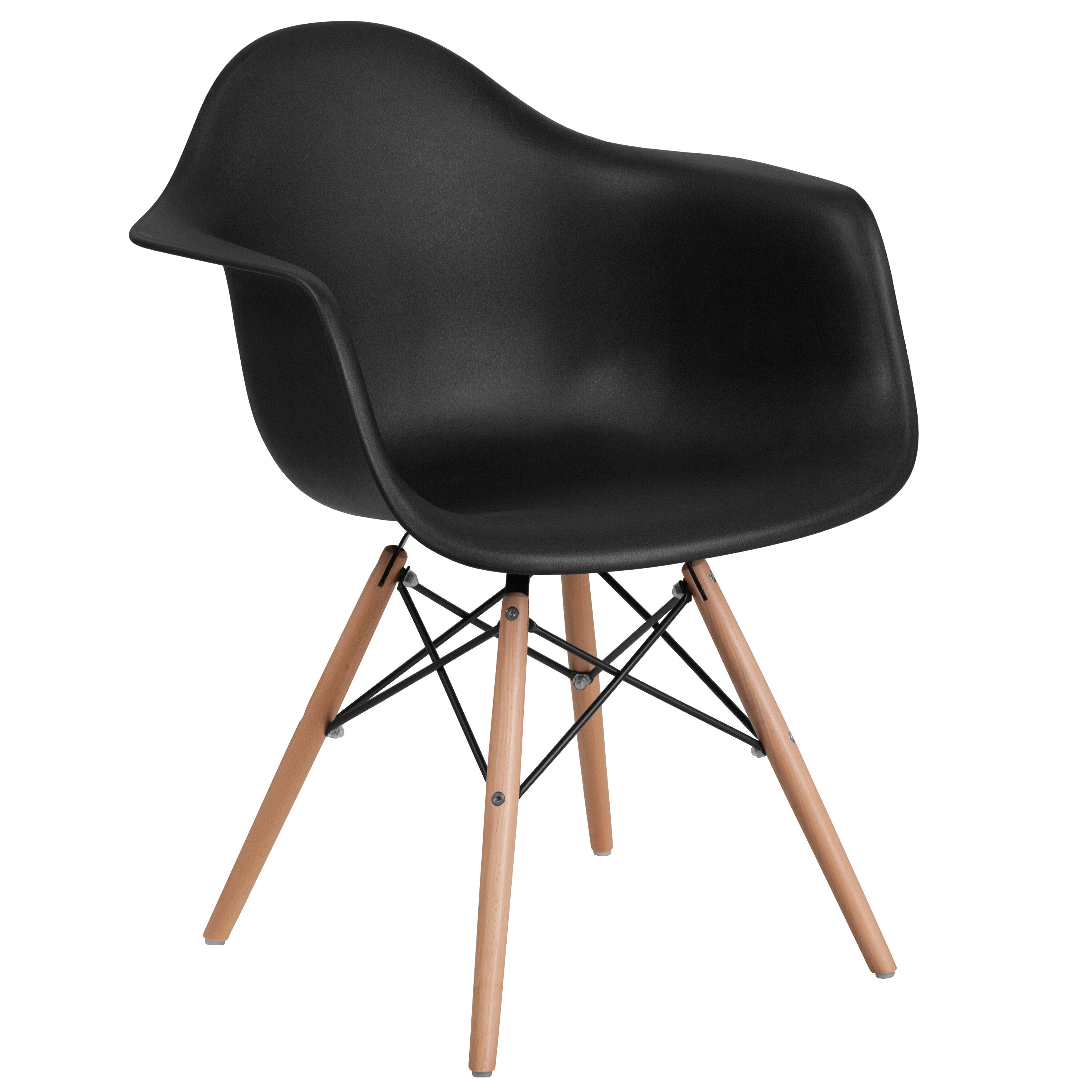 black plastic chair with wooden legs chairs in target wood fh 132 dpp bk gg bizchair com