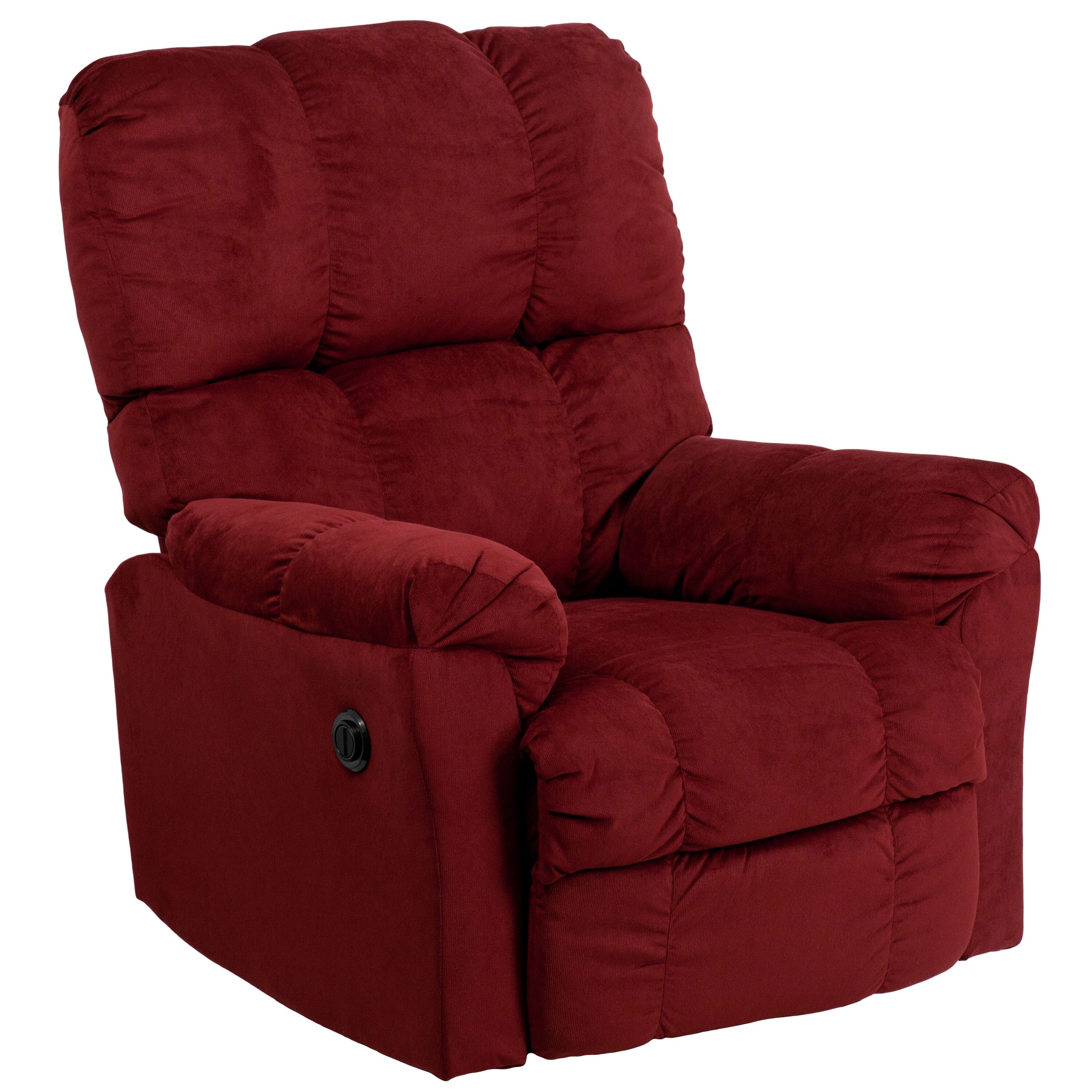 push button recliner chairs swivel chair oversized berry mic power am p9320 4170 gg bizchair