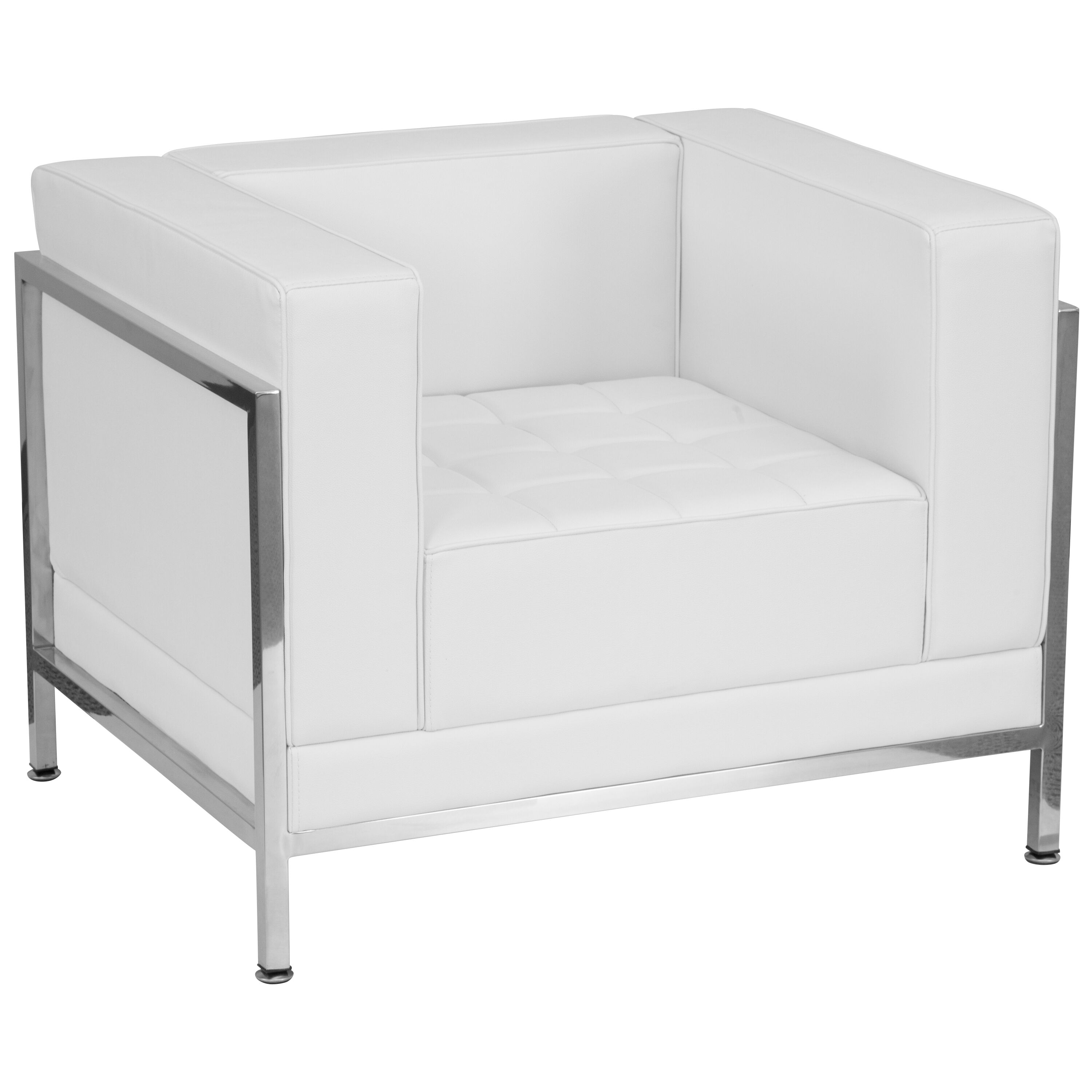 white leather chairs for sale modern wingback chair zb imag wh gg bizchair com our hercules imagination series contemporary melrose with encasing frame is on now