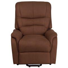 Biz Chair Com Rustic Pub Table And Chairs Brown Microfiber Lift Recliner Ch Us 153062l Brn Mic Gg