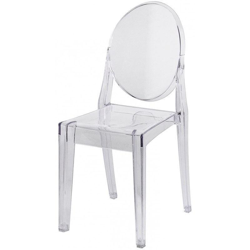 armless ghost chair rocking ikea usa commercial seating products polycarbonate stackable clear