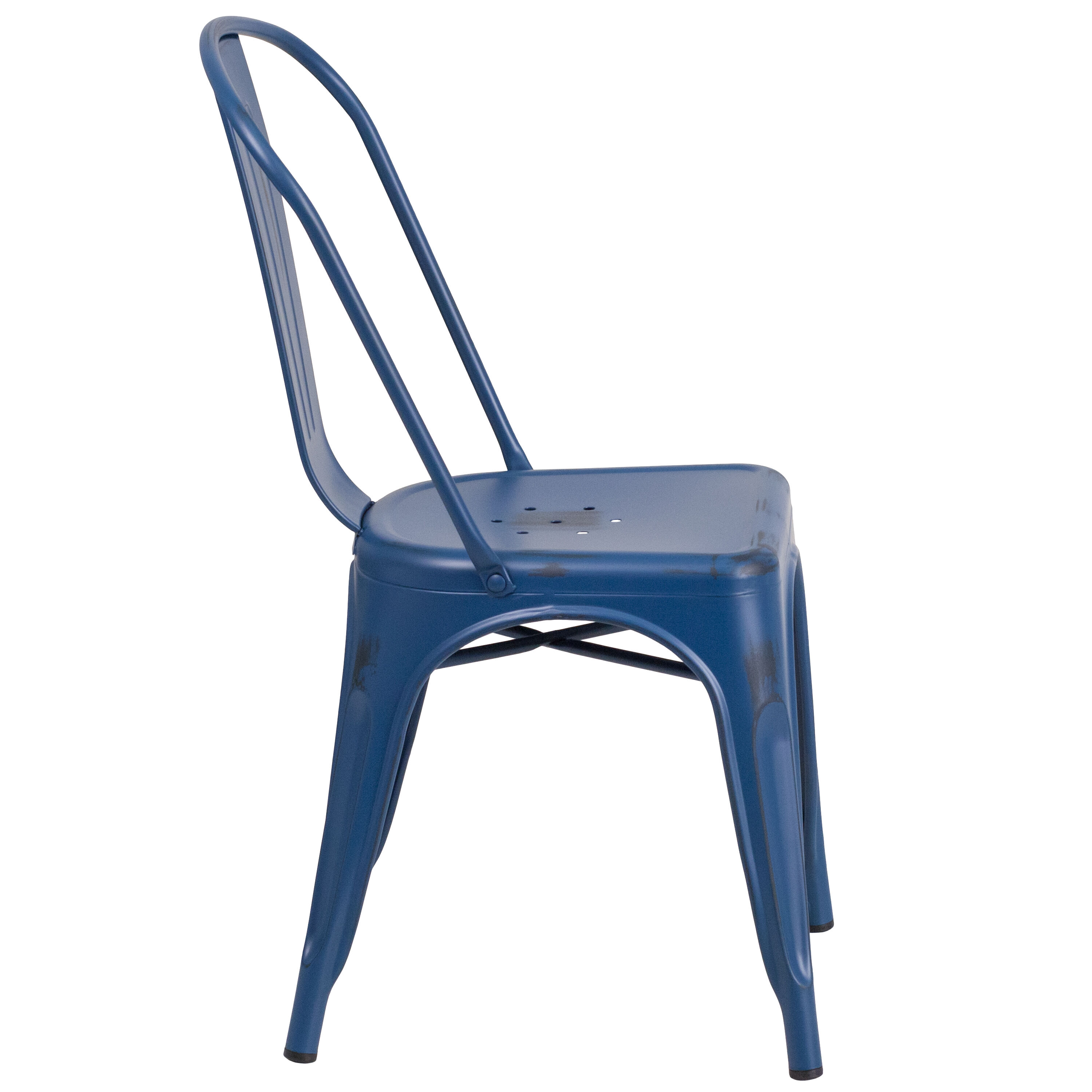 blue metal chairs wicker outdoor adelaide distressed chair et 3534 ab gg bizchair