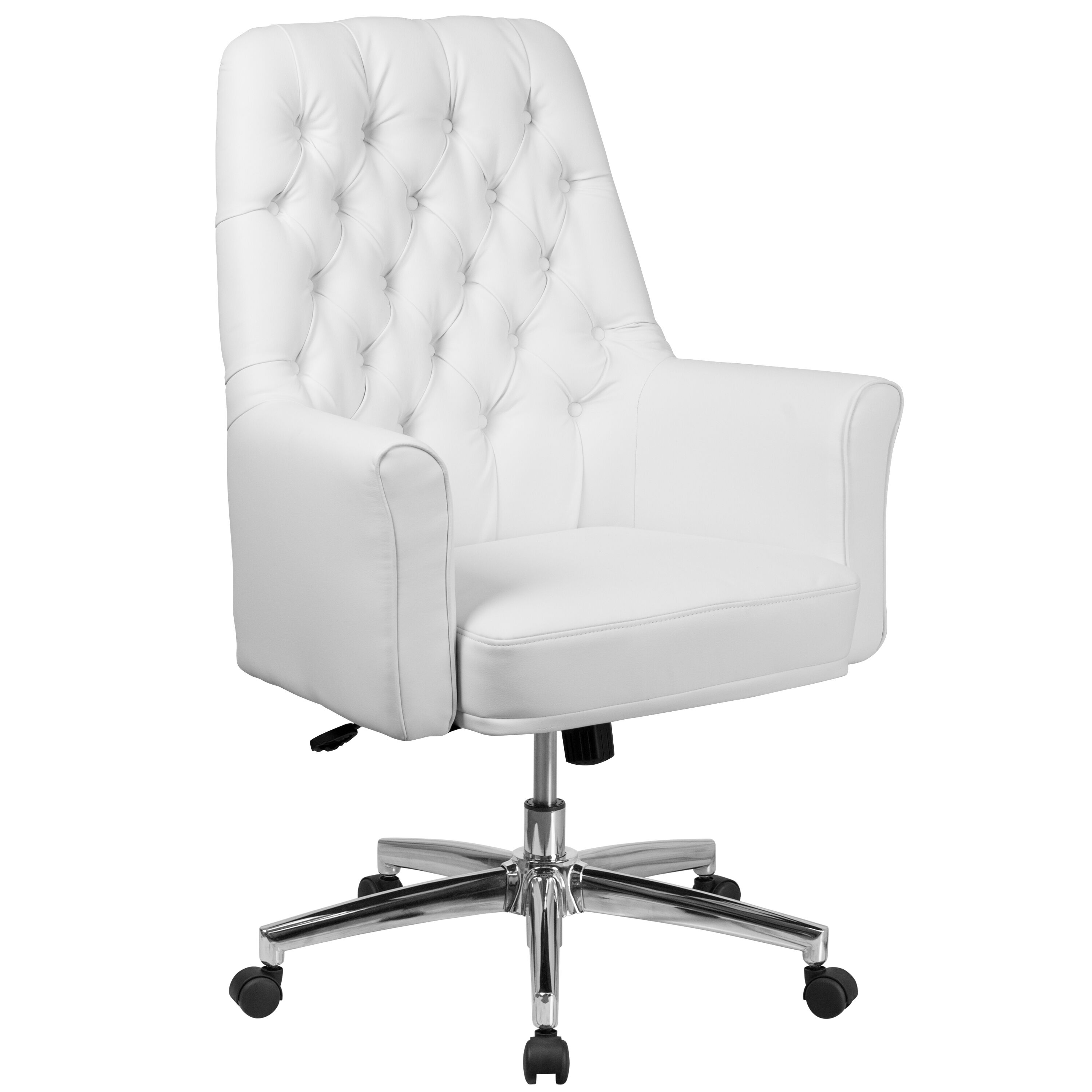 leather office chairs australia big and tall dining room white mid back chair bt 444 wh gg bizchair