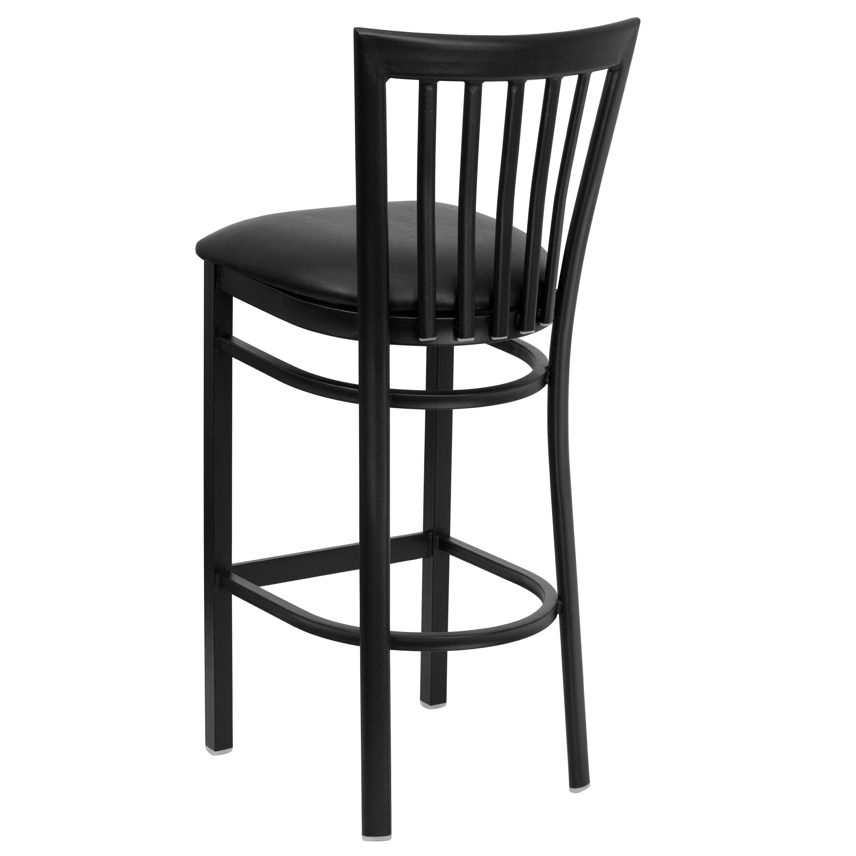 restaurant supply chairs knoll office chair black school stool seat bfdh 87bkbarhsc tdr