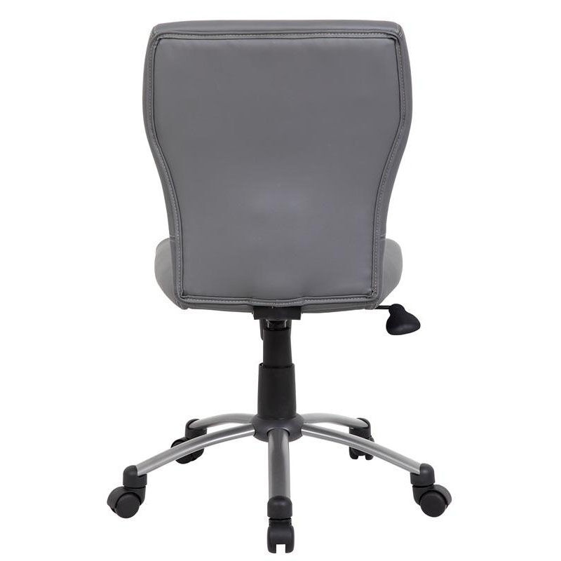 all modern office chairs small metal garden table and boss products b220 gy