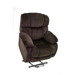 How To Lift A Chair With One Hand Childrens Chairs Ikea Space Save Power Recliner Bizchair