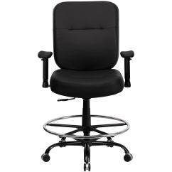 Drafting Chairs With Arms Best Ergonomic Desk 2018 Black 400lb Draft Chair Wl 735syg Bk Lea Ad Gg Bizchair Com