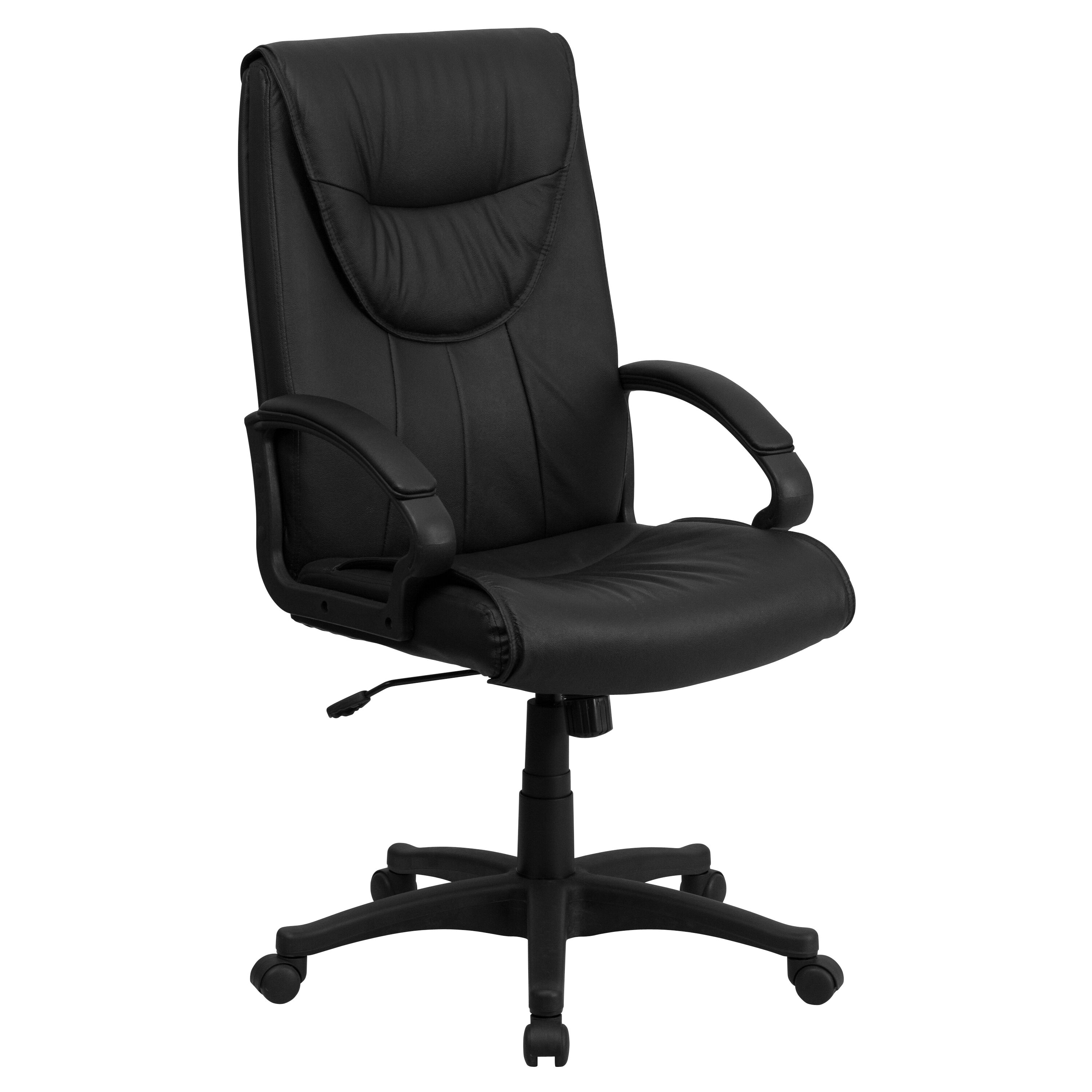 executive revolving chair specifications cover hire tamworth black high back leather bt 238 bk gg bizchair