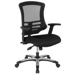 Office Chair High Seat Pink Camo Lawn Black Back Mesh Bl Lb 8817 Gg Bizchair Com