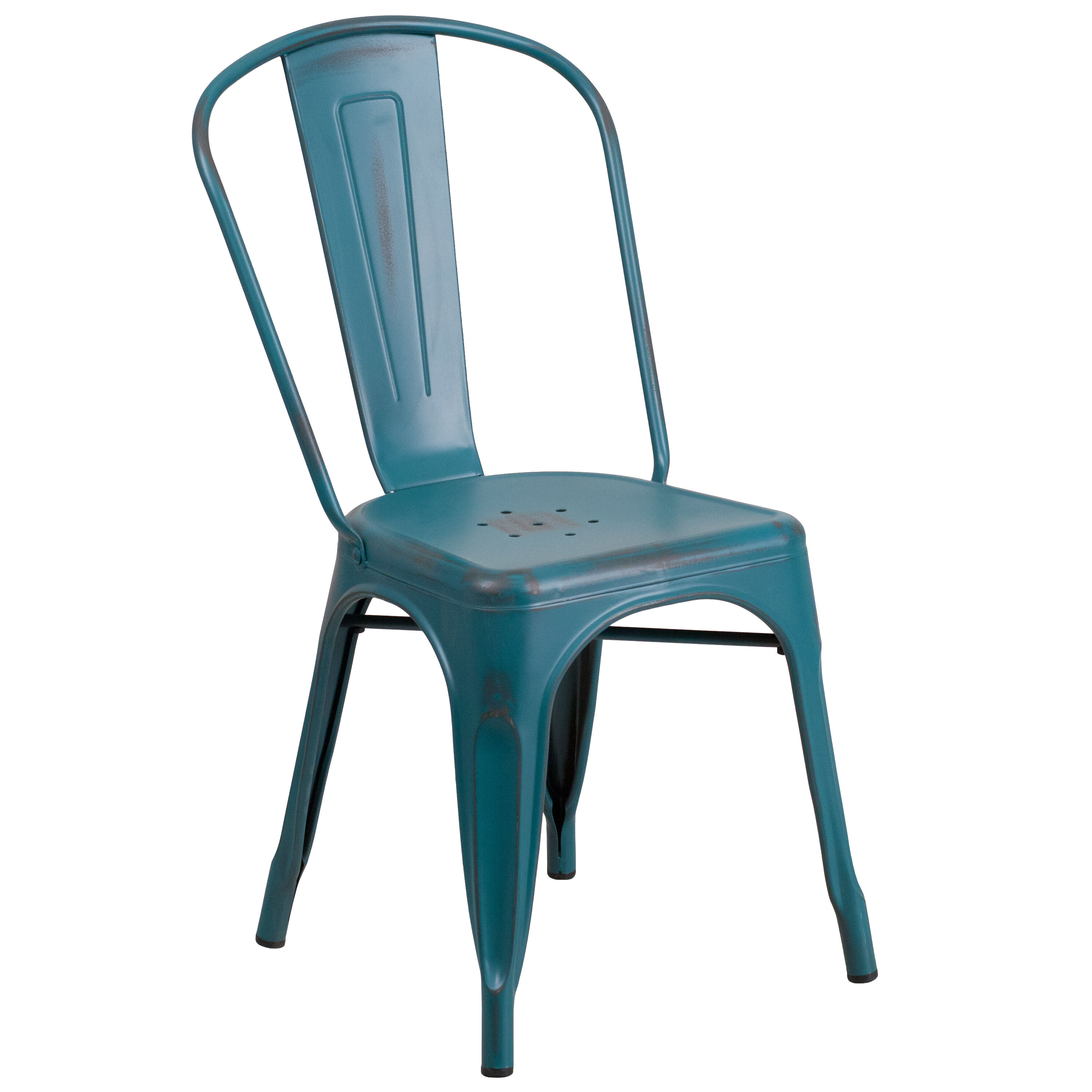 biz chair com white leather swivel desk distressed blue metal et 3534 kb gg bizchair our kelly teal indoor outdoor stackable is on sale now
