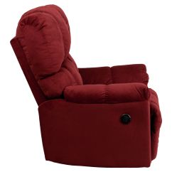 Push Button Recliner Chairs Victorian Style Berry Mic Power Am P9320 4170 Gg Bizchair